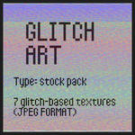 Glitch Art Stock Pack