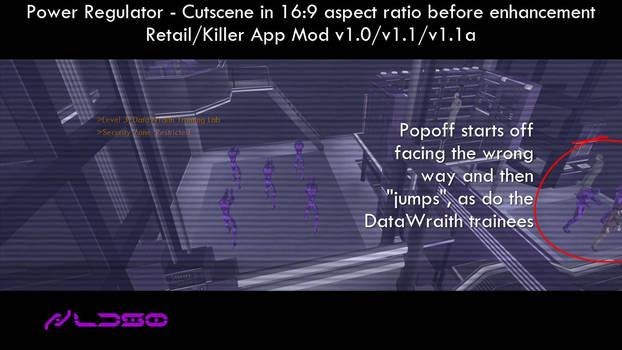Power Regulator - Cutscene 16:9 enhancement