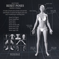G3F Reset Poses by SpyroRue