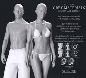 Genesis Grey Materials - G3 Bundle