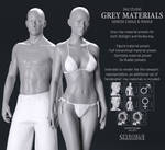 Genesis Grey Materials - G3 Bundle