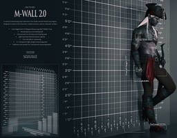 MWall 2.0 for Daz Studio