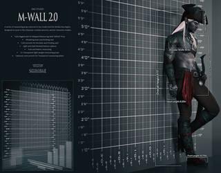 MWall 2.0 for Daz Studio by SpyroRue