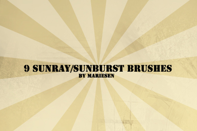 Brushes: Sunray