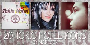 Icons: Tokio Hotel set11