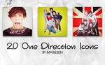 Icons: One Direction set1