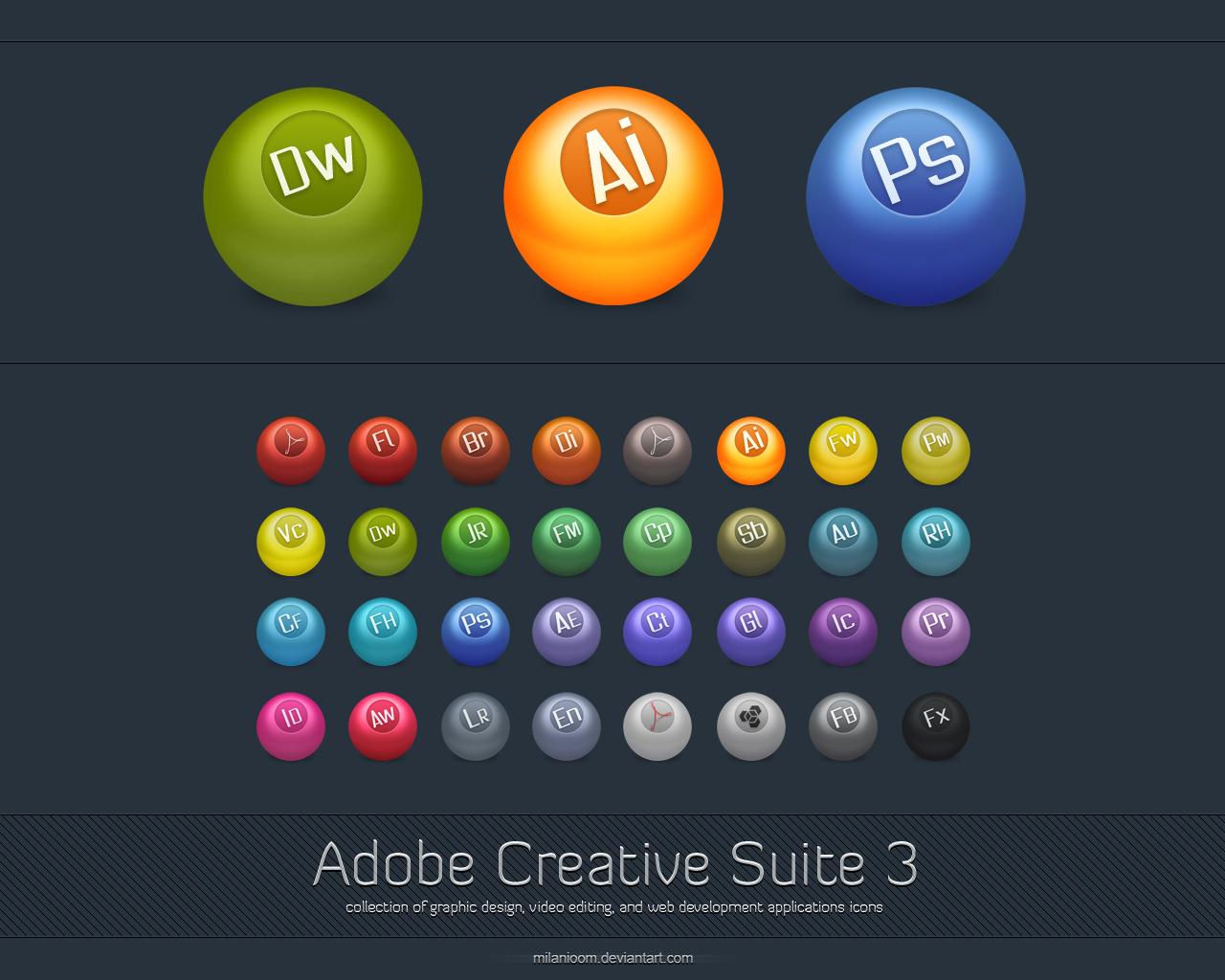 Adobe CS3 full pack
