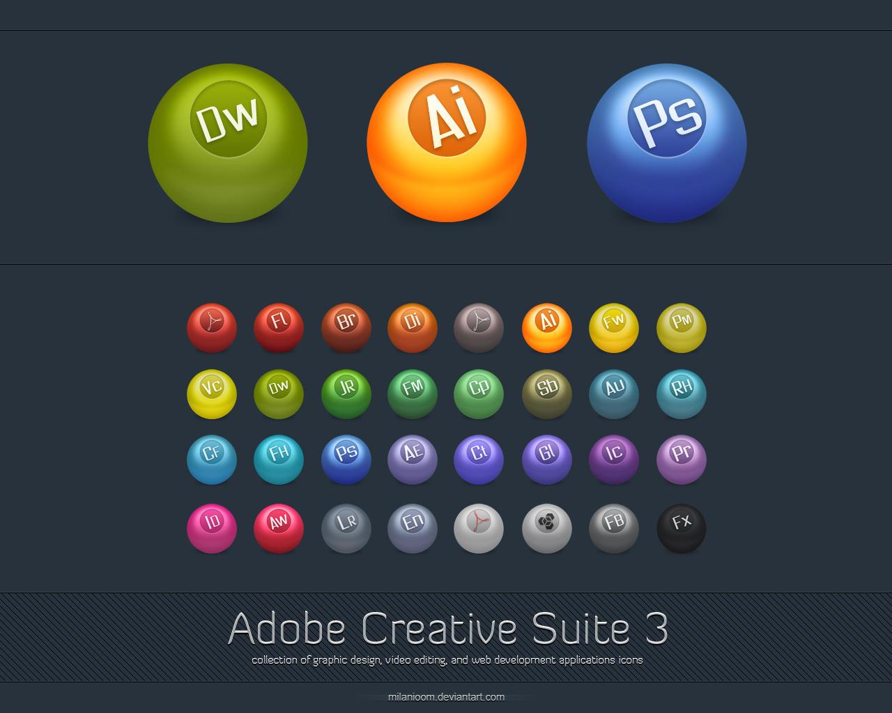 Adobe CS3 full pack by milanioom