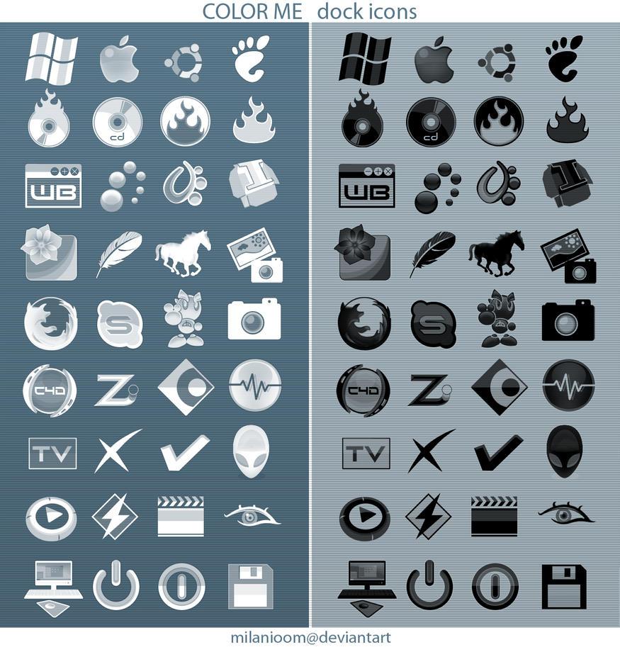 megapost iconos para personalizar tu pc reviews taringa