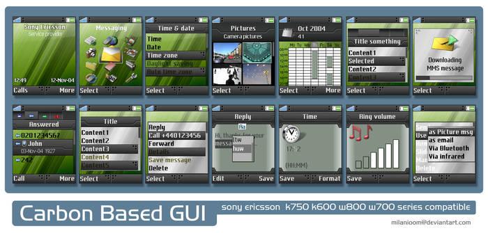 Carbon Based GUI