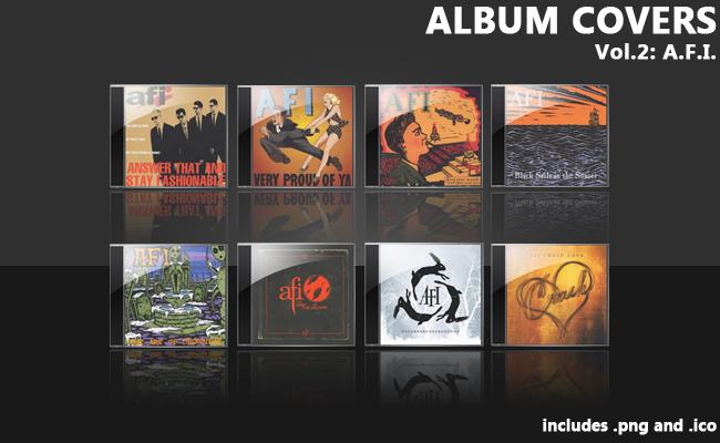 afi album covers pack by gonadhunter on deviantart