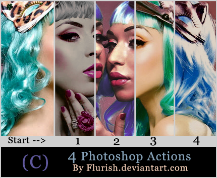 photoshop, cs5, action, download, free