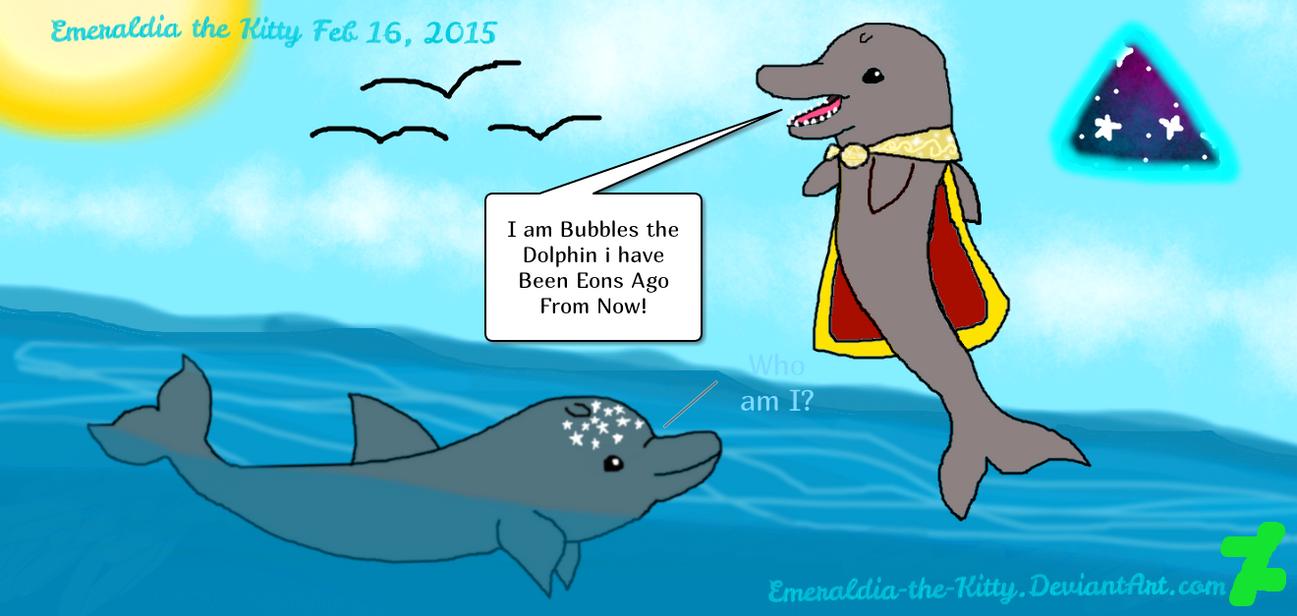 Spongebob Movie 2015 Dolphin