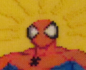 Spider-Man Perler Animation