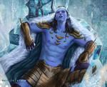 Jotun Loki GIF by ktrew