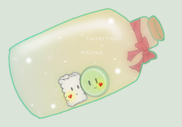 tatertawt and ms lime. by LisaTheGreat