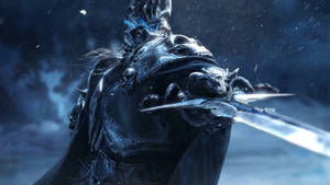 World-Of-Warcraft-Lich-King-Animated-Wallpaper by RebeccaTT