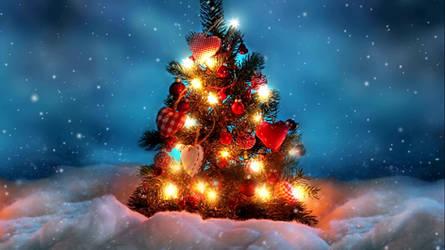 Christmas-Tree-Live-Wallpaper by RebeccaTT