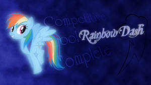 Rainbow Dash - Competitive Cool Complete by EmbersAtDawn
