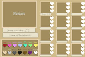 PMD-U Heart Chart Meme by WishfulVixen
