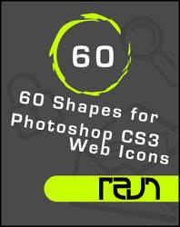 Web Icons Shapes