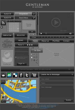 WebBase project - Gentleman UI kit