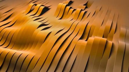 Curved Splines Wallpaper