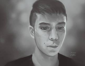 Lucas - Self Portrait Study