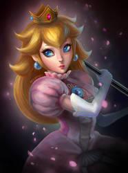 Princess Peach - Super Smash Bros 4
