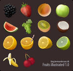 Fruits Illustrated