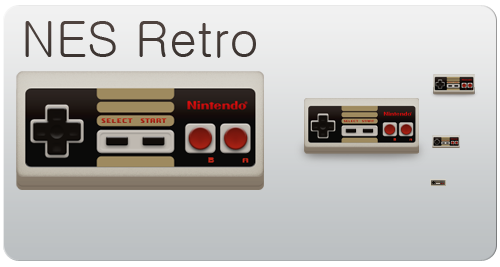 NES retro