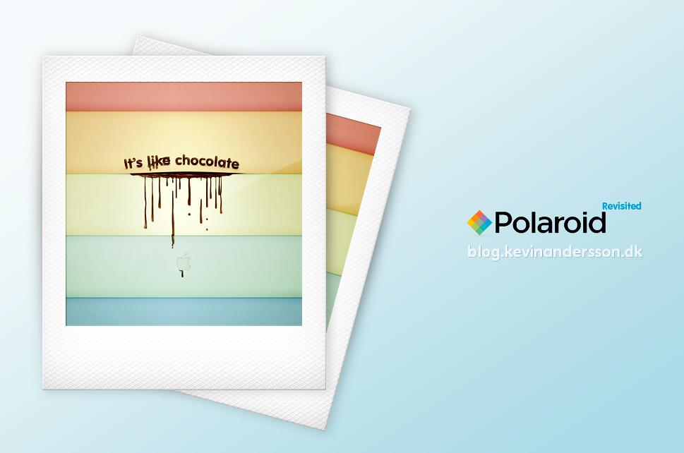 PSD: Polaroid revisited