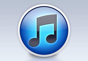 iTunes Ten icon: PSD file