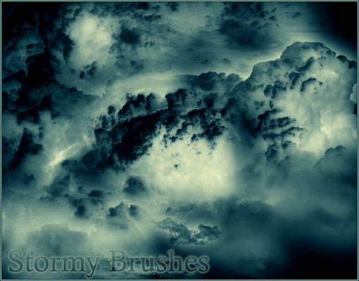 Stormy Brushes