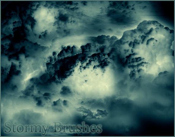 Stormy Brushes by SiR-FrAggZaLoTt
