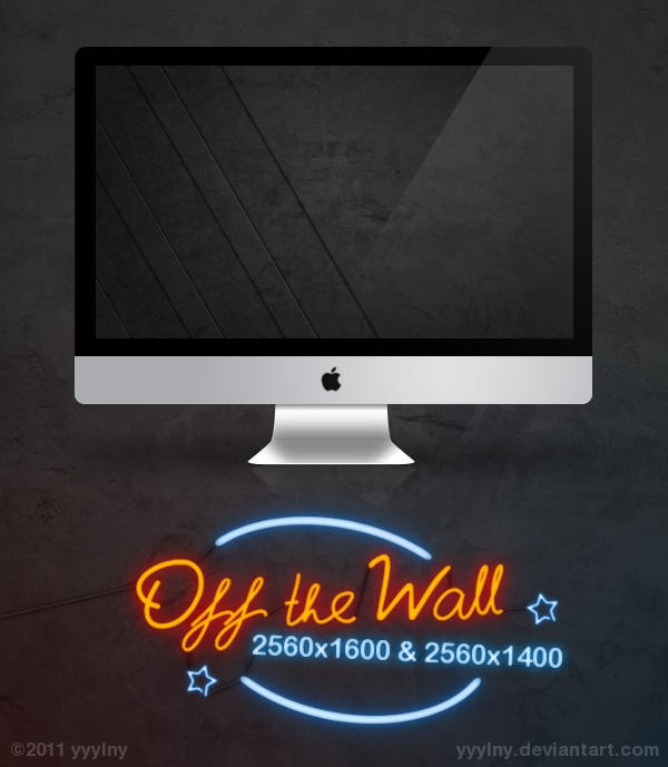 off the wall wallpapers pack by yyylny on deviantart