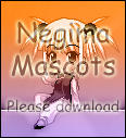 Negima Mascots, got from CD by Icetrix