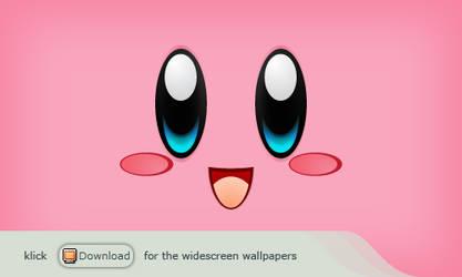 Wallpaper - Kirby