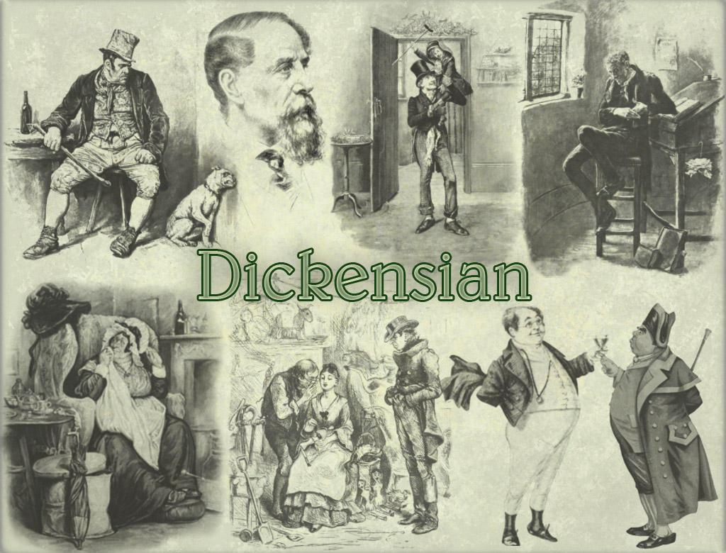 Dickensian by auRoraBor