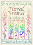 Floral Frames