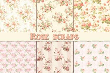 Rose scraps