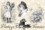 Vintage Fancies by auRoraBor