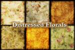 Distressed Florals