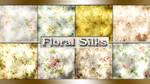 Floral silks