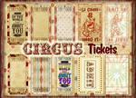Ticket brushes