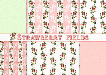 Strawberry Fields by auRoraBor