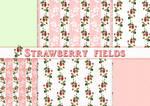Strawberry Fields by auRoraBor
