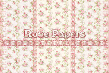 Rose papers by auRoraBor