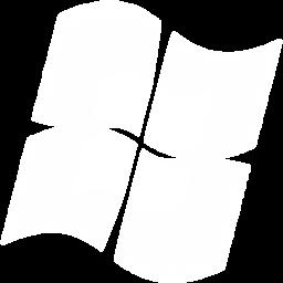 Windows 7 White Logo