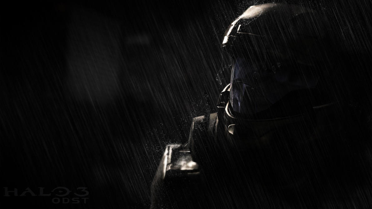 halo 3: odst rainhalcylon on deviantart